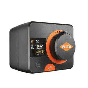 WITA SM WR FR - Shuntaktuator med automatikk